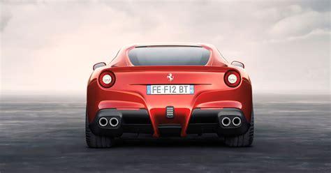 Ferrari F 12 by фотографии Ferrari F12 Berlinetta 2012