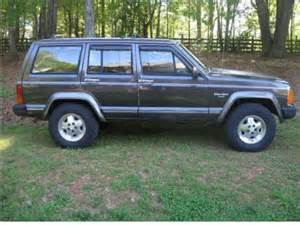sell used 1987 jeep laredo 4x4 estate sale in