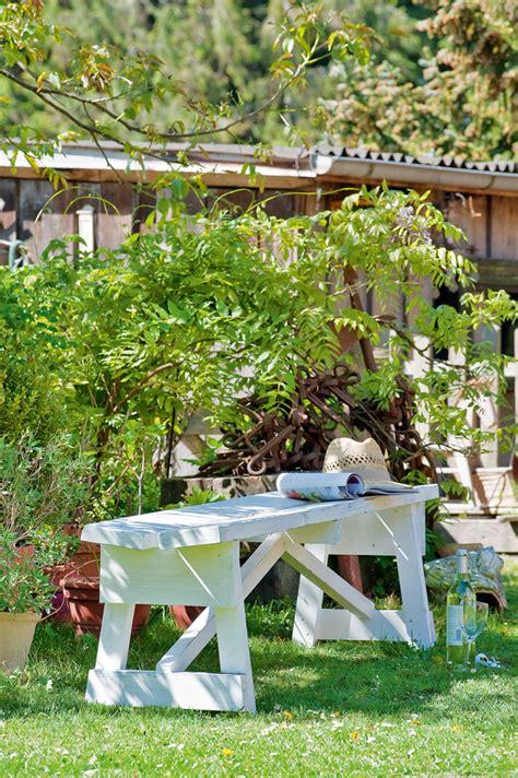 Gartenliege Selbst Bauen by Holzbank Gartenliege Selbst De