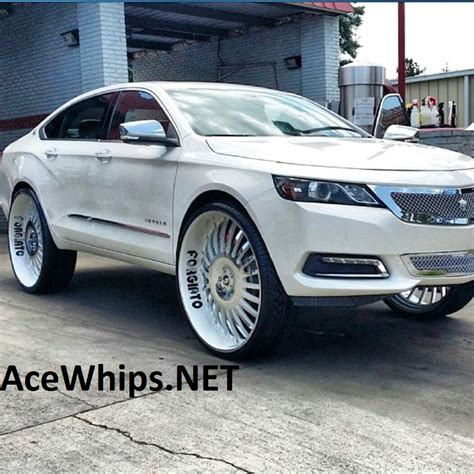 2014 impala on 24s acewhips 2015 in the world 2014 chevy impala on 30
