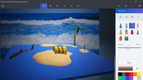 paint 3d how to use microsoft paint 3d the new version of the
