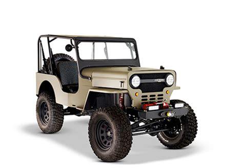 Icon Jeeps Icon Motors Cj3b Designapplause