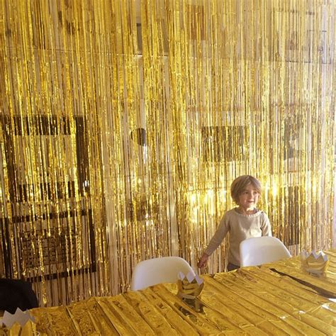 themes golden gold party