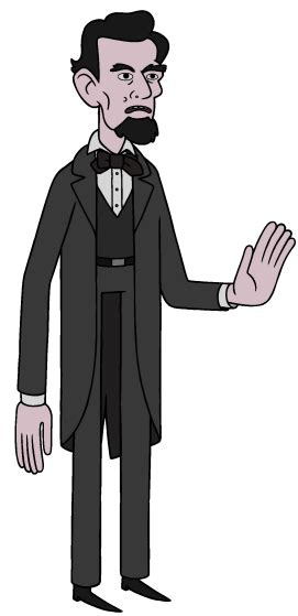 adventure time abraham lincoln image abraham lincoln png the adventure time wiki