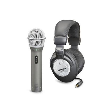 Harga K Pack jual samson q2u recording pack harga dan spesifikasi