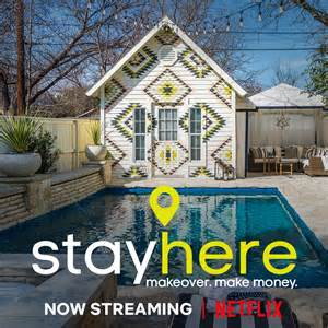 Stay Here turnkey vacation rentals featured on netflix series stay