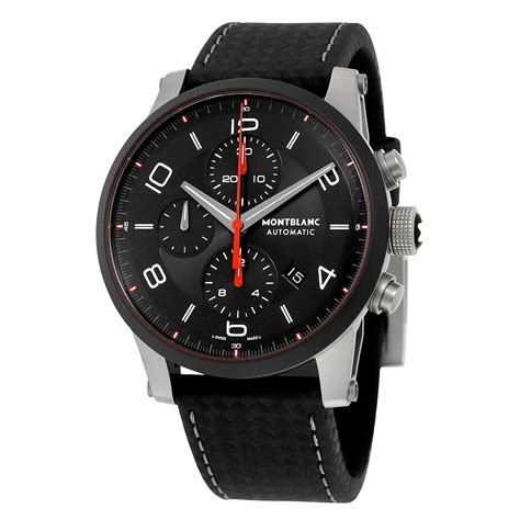 montblanc timewalker speed chronograph automatic