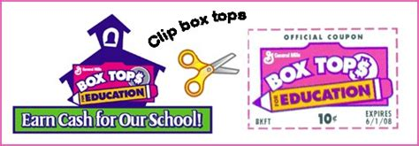 box tops clip cortez elementary homepage