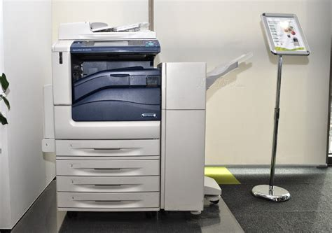 Mesin Printer Kertas A3 mengoptimalkan mesin fujixerox apeos port iv c3373 sebagai