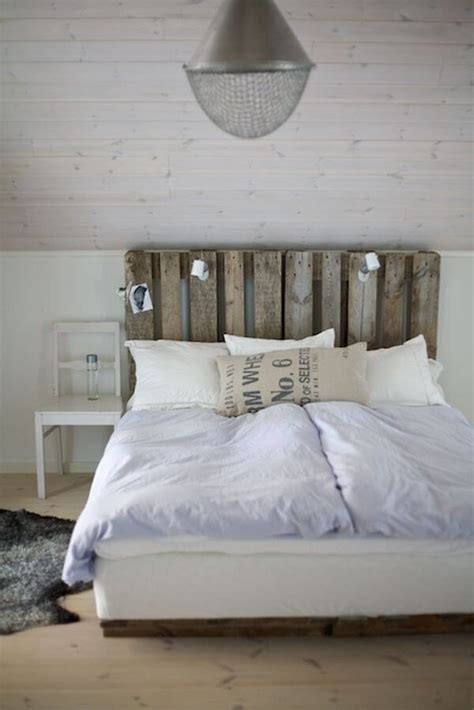 bed headboard ideas 27 diy pallet headboard ideas 101 pallets