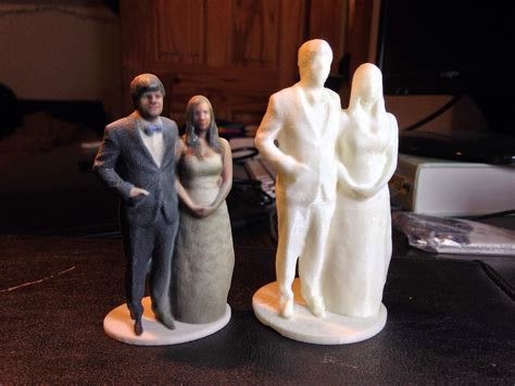 3d wedding hacks shapify code to create wedding cake topper 3dprint the voice of 3d