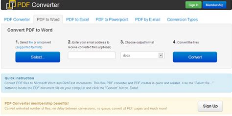 convert pdf to word no email convert scanned pdf to word online free no email