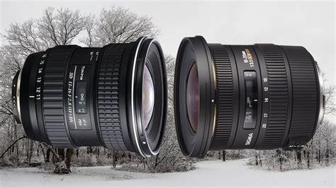 Lensa Tokina 11 20 Mm F 2 8 tokina 11 16mm vs sigma 10 20mm ultra wide angle lens uwa