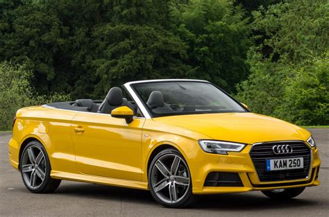 audi  convertible  tsfi   review review