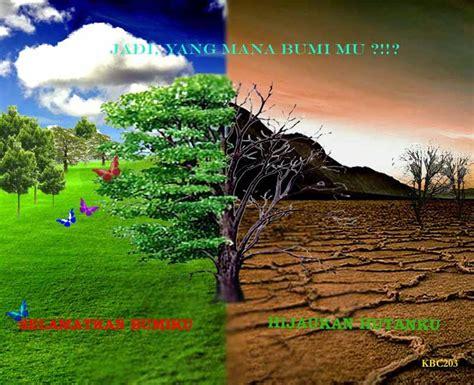 kawoel s gambar poster lingkungan hidup adiwiyata go green global warming