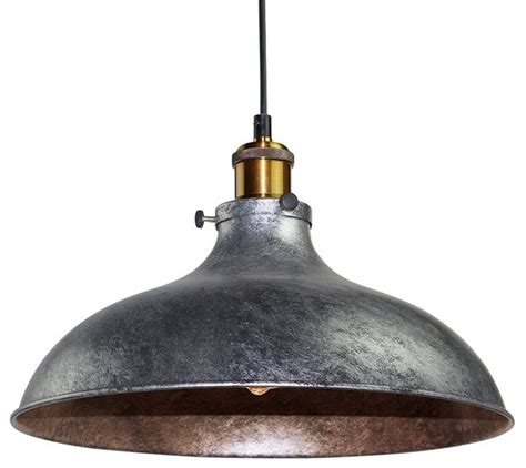 Houzz Pendant Lights Gopioneers Vintage Style Industrial Adjustable Pendant Light Brass Pendant Lighting Houzz