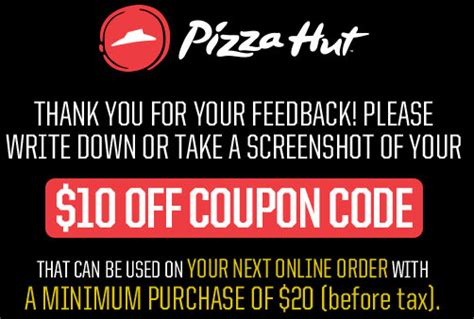 Www Tellpizzahut Com Sweepstakes - tellpizzahut com take the tell pizza hut survey to win winzily