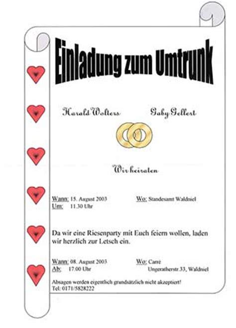 Muster Einladung Umtrunk Gabi Wolter Bilder News Infos Aus Dem Web