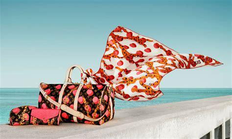 Louis Vuitton Summer Collection Monogram Denim Patchwork by Louis Vuitton Debuts New Summer 2015 Monogram Collections