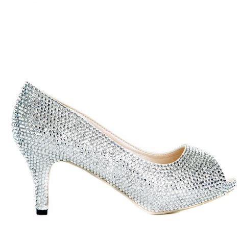 Cristal Shose peep toe shoes wallpaper