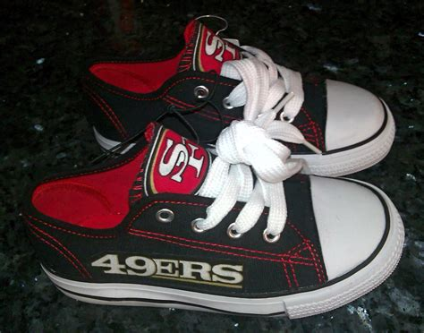 49ers shoes 49ers shoes my boys need these my teams