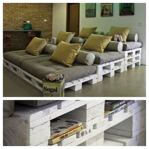 stadium seating couch 23 unique diy pallet furniture ideas that will inspire you