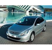 Peugeot 307 Sedan 20 2004  Pictures Information &amp Specs