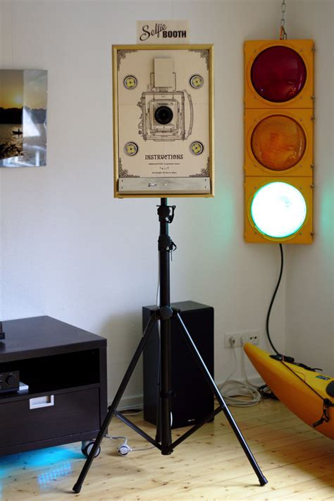 Wifi Photo Booth Made With Raspberry Pi And Arduino Piday
