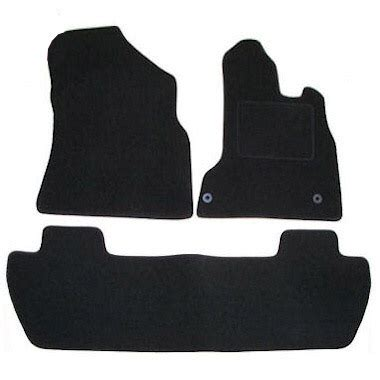 peugeot partner mats peugeot partner combi 2008 onwards car mats by scm