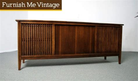 1960s record player cabinet vintage 1960s philco q 1715 solid state record player
