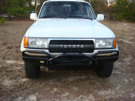 slee fj80 bumper 91 fj80 for sale w slee front and rear bumpers ih8mud forum