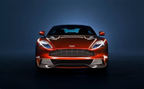 Aston Martin Vanquish Front End Jpg Photo 1