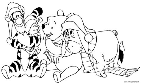 disney coloring pages for christmas coloring pages christmas disney coloring home