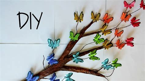amazing diy butterfly decor projects