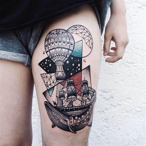 tattoo is hot tatuajes de globos aerost 225 ticos para dejar volar tu