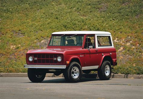 1968 Ford Bronco restomod 1968 ford bronco 302 v8