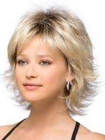 easy wash and wear hairstyles cute layered short haircuts