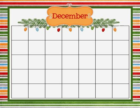 2014 calendar printable december christmas search