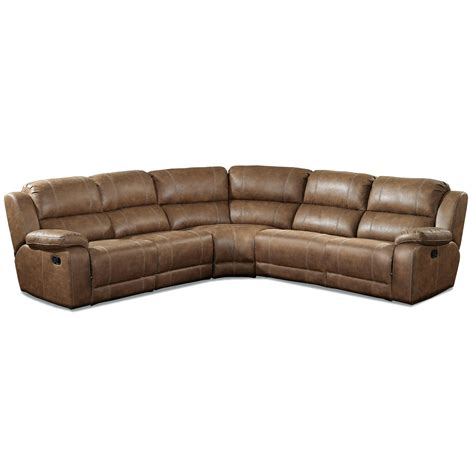 reclining leather leather sectional recliner leather sectional chaise