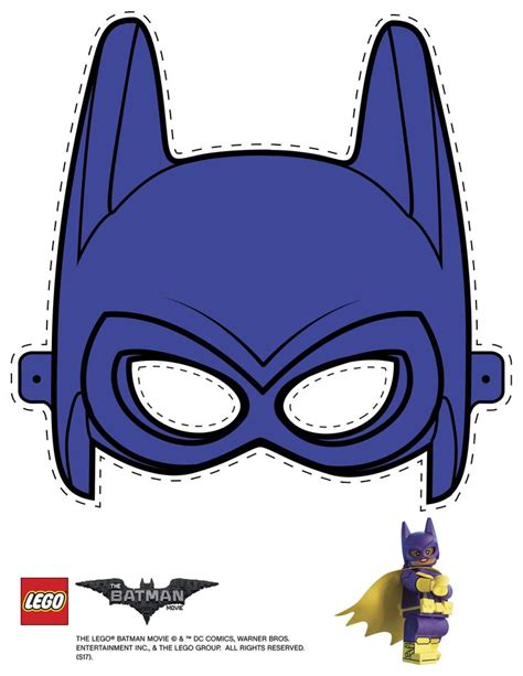 lego mask printable template 27 best the lego batman movie images on pinterest lego