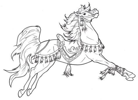 coloring pages of carousel animals carousel animals coloring pages coloring home