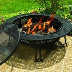 Wood Firepit Wood Burning Pit