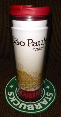 Tumbler Starbuck Sao Paolo starbucks city mug sao paulo tumbler from sao paulo brazil fredorange