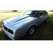 Classifieds For 1985 To 1987 Chevrolet Monte Carlo SS  17