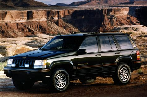Jeep Grand Orvis The 10 Strangest Special Edition Cars