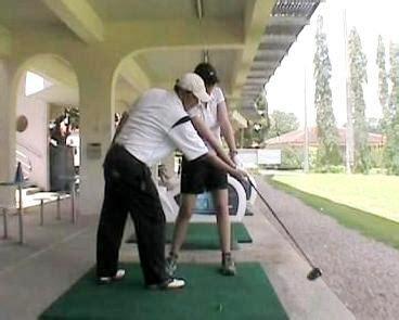 psychology behind swinging golf lesson golf coach golf instructor golf teacher