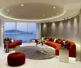 Modern Living Room Ceiling Rumah Rumah Minimalis Modern Interior Decoration Living Rooms Ceiling Designs Ideas