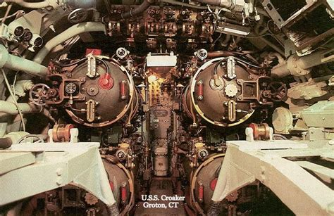 torpedo room torpedo room of u s s croaker history war