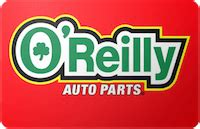 Oreillys Gift Card - buy o reilly auto parts gift cards discounts up to 35 cardcash
