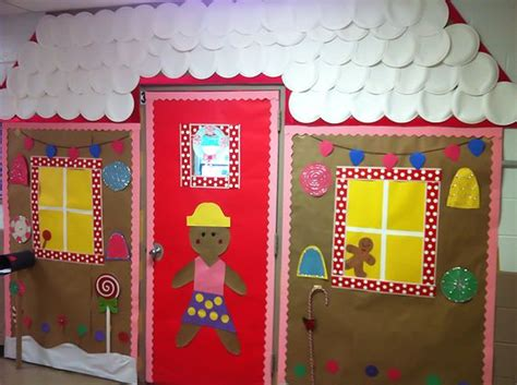 gingrbread house on school door gingerbread house classroom door gingerbread gingerbread houses gingerbread and